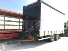Lecitrailer tautliner trailer LECITRAILER LTRC-2E7, 5N/C/S 18Tm
