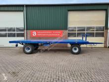 Remolque agrícola Balenwagen (jong gebruikt) caja abierta portamaterial usado