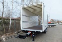 Remolque Möslein Tandem- Kofferanhänger, Durchladbar furgón usado