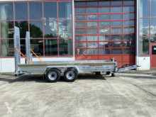 Möslein heavy equipment transport trailer Tandemtieflader5,50 m x 2 m, Feuerverzinkt