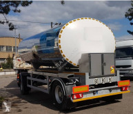 Louault food tanker trailer INOX alimentaire