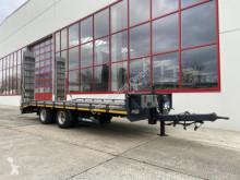 Przyczepa Müller-Mitteltal 18 t Tandemtieflader do transportu sprzętów ciężkich używana