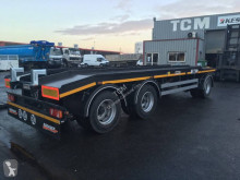 Louault trailer used hook lift