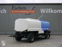 Släp tank råolja LMS TA 18/2 A3 Tankanhänger*18.080ltr.*3 Kammern
