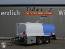 Přívěs Lindner & Fischer TAH 187ZA/A3, Oben/Unten, LGBF cisterna uhlovodíková paliva použitý