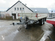 Fliegl tSK 13,5 3-Seiten-Kipper,Auffahrrampenl trailer used three-way side