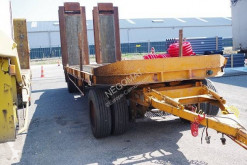 Kaiser Porte Engins 2 Essieux trailer used heavy equipment transport