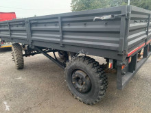 Ten Cate dropside flatbed trailer 6R2