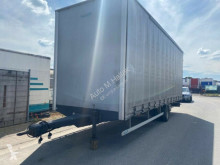 Tarp trailer TANG Tandem 1 Achs Anhänger 10m