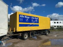 Kögel box trailer 2 Achs Koffer Anhänger TÜV bis 09.21