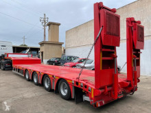 Heavy equipment transport trailer MKL4