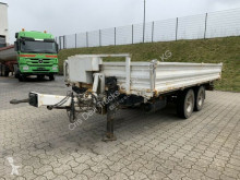 Müller-Mitteltal three-way side trailer KA-TA-E 10.5 Dreiseitenkipper mit Rampen