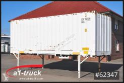 تجهيزات الآليات الثقيلة هيكل العربة حاوية Krone WB 7,45, Container, stapelbar, Staplertasche