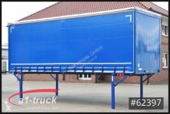 Container Krone WB 7,45 BDF Tautliner, neue Plane