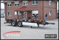 Remorque Schmitz Cargobull ZWF 18 BDF Midi Tandem, Wabco Smartboard châssis occasion