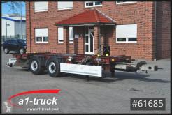 Remorque Schmitz Cargobull ZWF 18 BDF Midi Tandem, höhenverstellbar châssis occasion