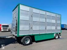 Pezzaioli Anhänger Tiertransportanhänger 3 étages indépendants