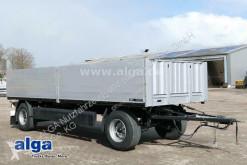 Krone AZ, Baustoffe, 7.300mm lang, Scheibe, TÜV 10/21 trailer used dropside flatbed