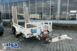 Blomenröhr heavy equipment transport trailer 545/5000, 3.550mm lang, Rampen, Tandem, Zurringe
