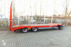 Müller-Mitteltal heavy equipment transport trailer 3 Achs Tieflader- Anhänger