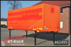 Equipamientos carrocería caja furgón Krone WB 7,45 Koffer, Code XL, Portaltür, TOP Zustand