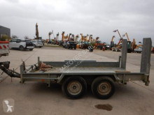 Barthelemy PE3500 trailer used heavy equipment transport