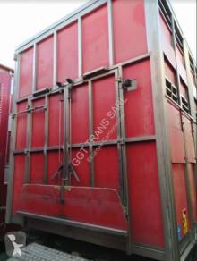 Samro livestock trailer trailer