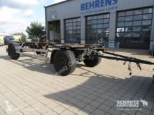 Remolque Schmitz Cargobull ??????? ???????? chasis usado