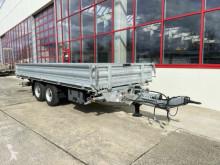 Remorque benne Tandemkipper- Tieflader 5,50 m Ladefläche-- Neu
