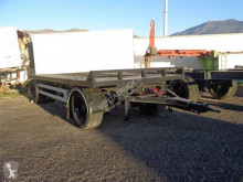 Lecitrailer heavy equipment transport trailer LTR-2ES PLATAFORMA 2 EJES