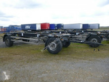 Remorque châssis Krone Box Carrier AZW 18 eL3B9