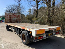 Robuste Kaiser R2102 trailer used flatbed