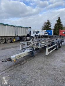 Przyczepa Samro Non spécifié do transportu kontenerów używana