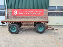 Equipment flatbed Remorque plate-forme