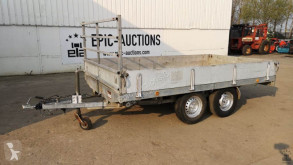 Hapert DL 2000 trailer used dropside flatbed