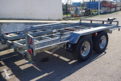 Coprodis Porte Engins 2 Essieux trailer used heavy equipment transport