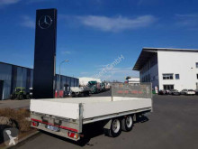 Wörmann LTH 105.52/247BS Pritsche 6,2m NL 7.770kg Rampen trailer used dropside flatbed