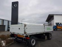Schwarzmüller three-way side trailer HK 2/E 3 Seiten-Kipper-Pritsche Stahlboden