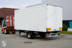 Remolque Spier ZGL 155 Tandem Koffer 6m 1-Achs Luftgefedert TOP furgón usado