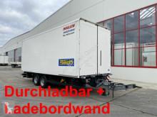 Remorque fourgon Möslein Tandem Koffer, LBW1,5 t + Durchladbar