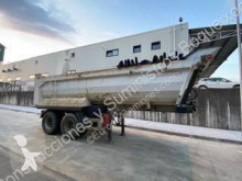 Montenegro SVF-2G/2S trailer used construction dump