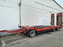 Nooteboom ASD -28 ASD-28, 3-Achs 30 to Ges.Gew. trailer used heavy equipment transport