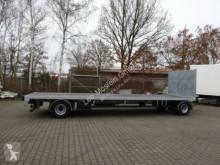Möslein flatbed trailer 2 Achs Jumbo- Plato- Anhänger