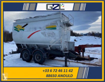Leveques CITERNE VRAC *ACCIDENTE*DAMAGED*UNFALL* trailer damaged tanker