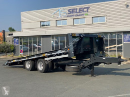 Gheysen et verpoort heavy equipment transport trailer M2M PEB21