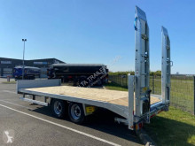 Humbaur Hbt 11,9t - charge utile 8,7t trailer new heavy equipment transport