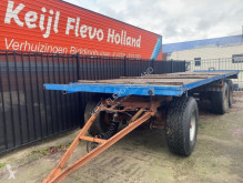 Equipment flatbed bladvering