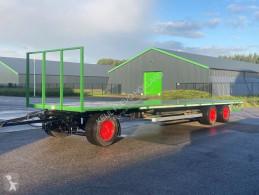 Poľnohospodársky náves AGROLINER - 3 Príves na prepravu balíkov ojazdený