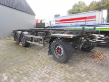 Burg BPA 09-18 ACXXX trailer used container