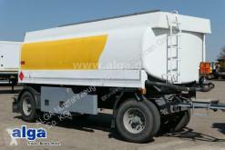 Esterer ESTERER TA 18.210/BPW/2 Kammer/21.180 ltr./Luft trailer used oil/fuel tanker